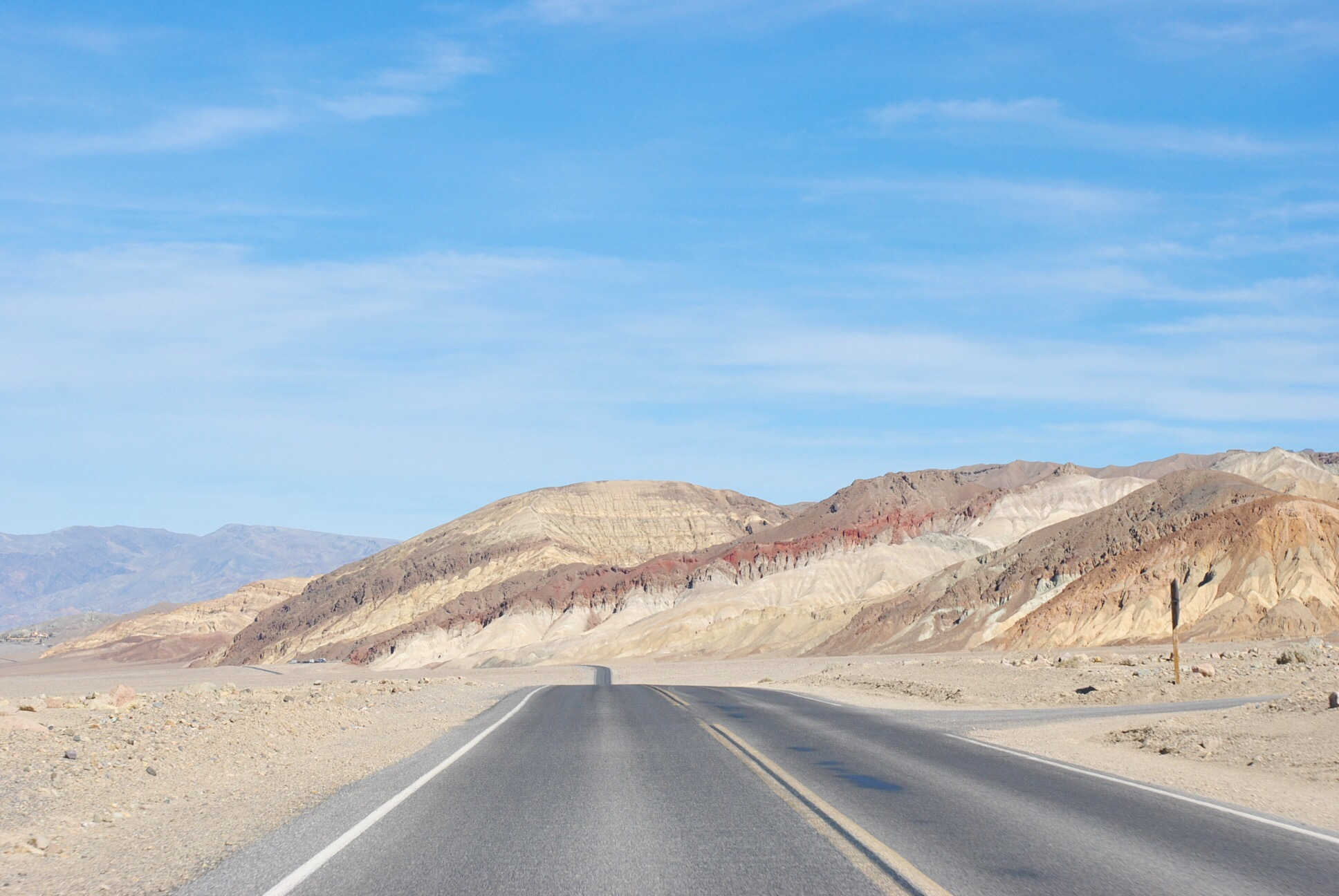 death valley route