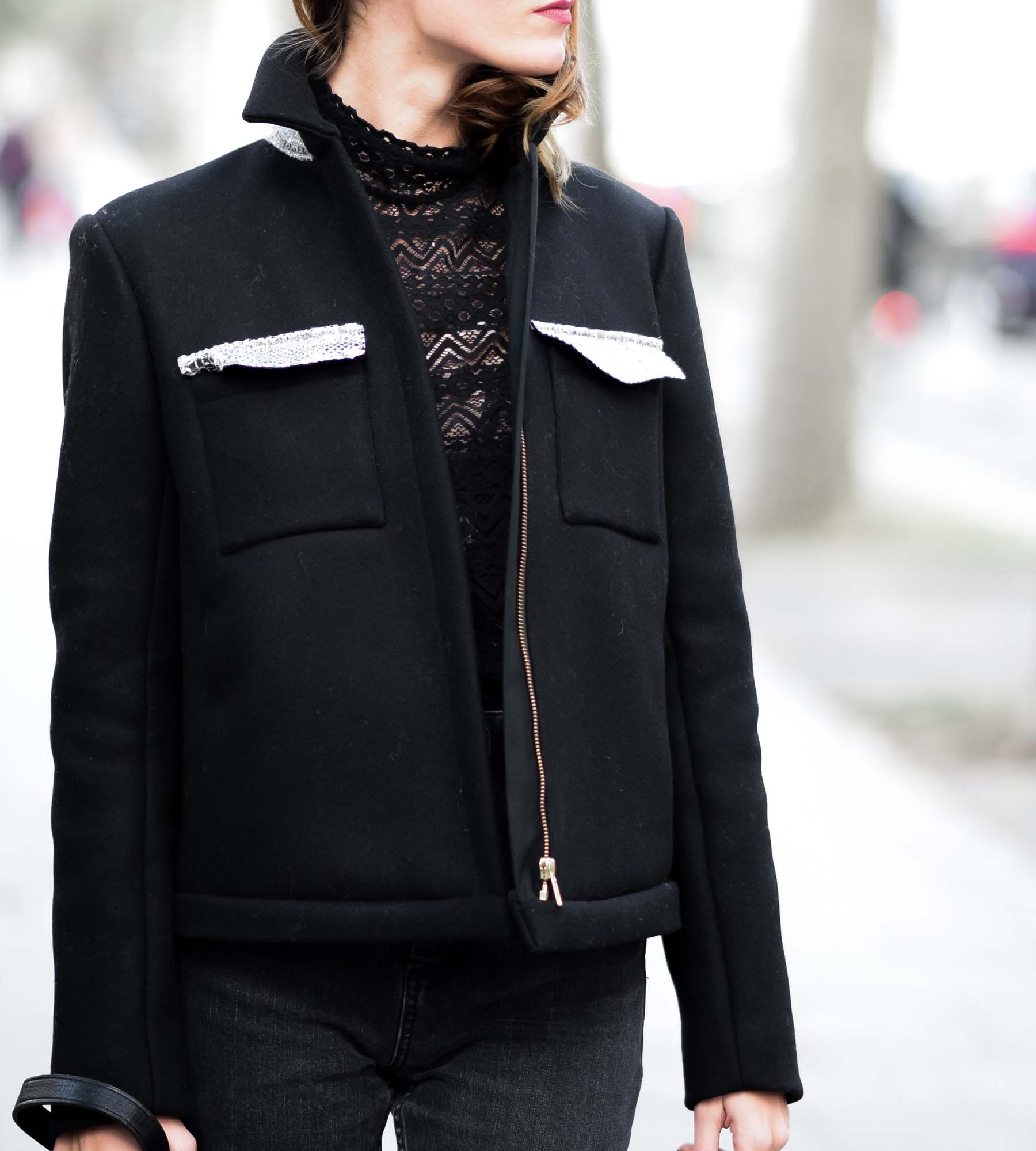 blouson made in paris