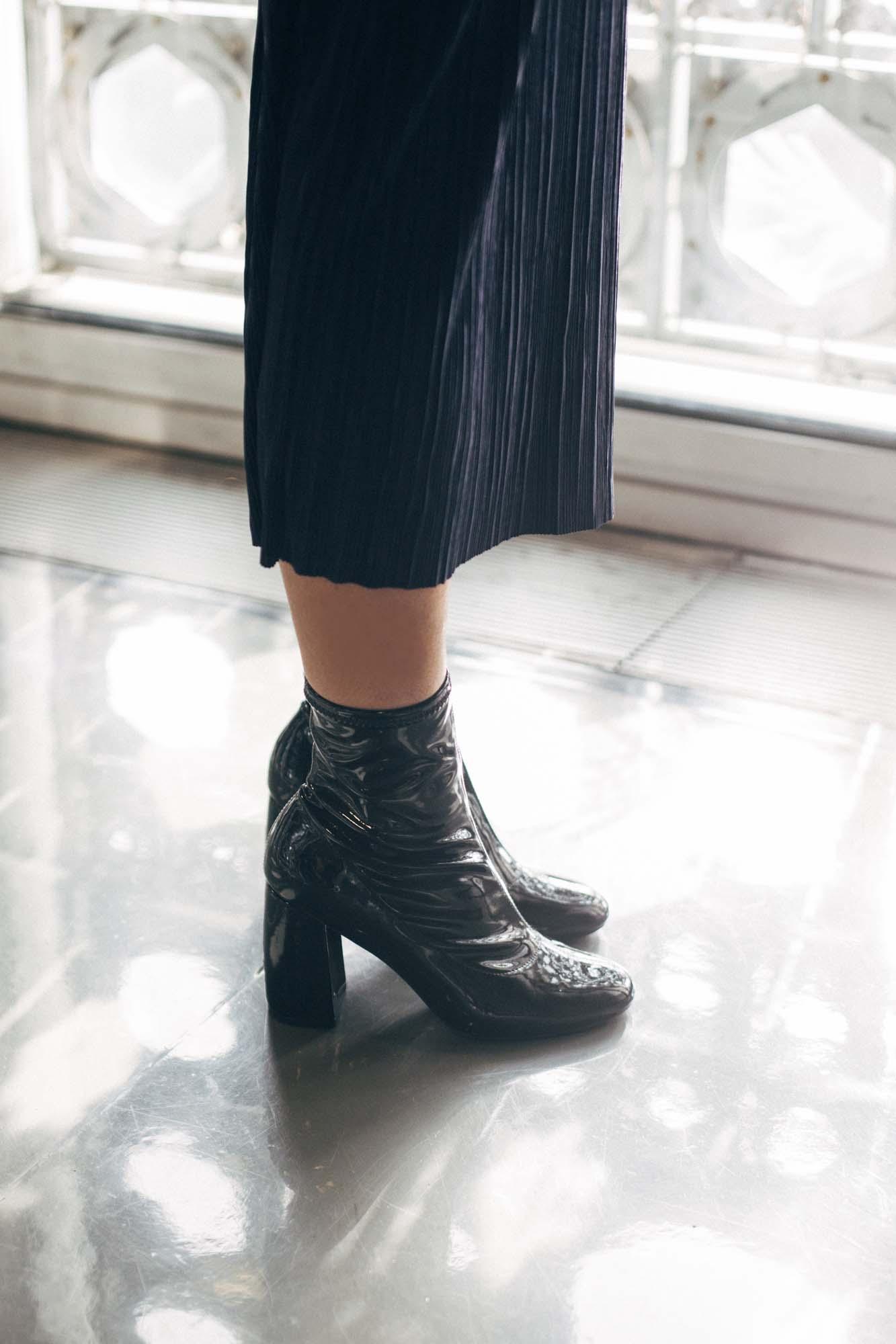 boots futuristes