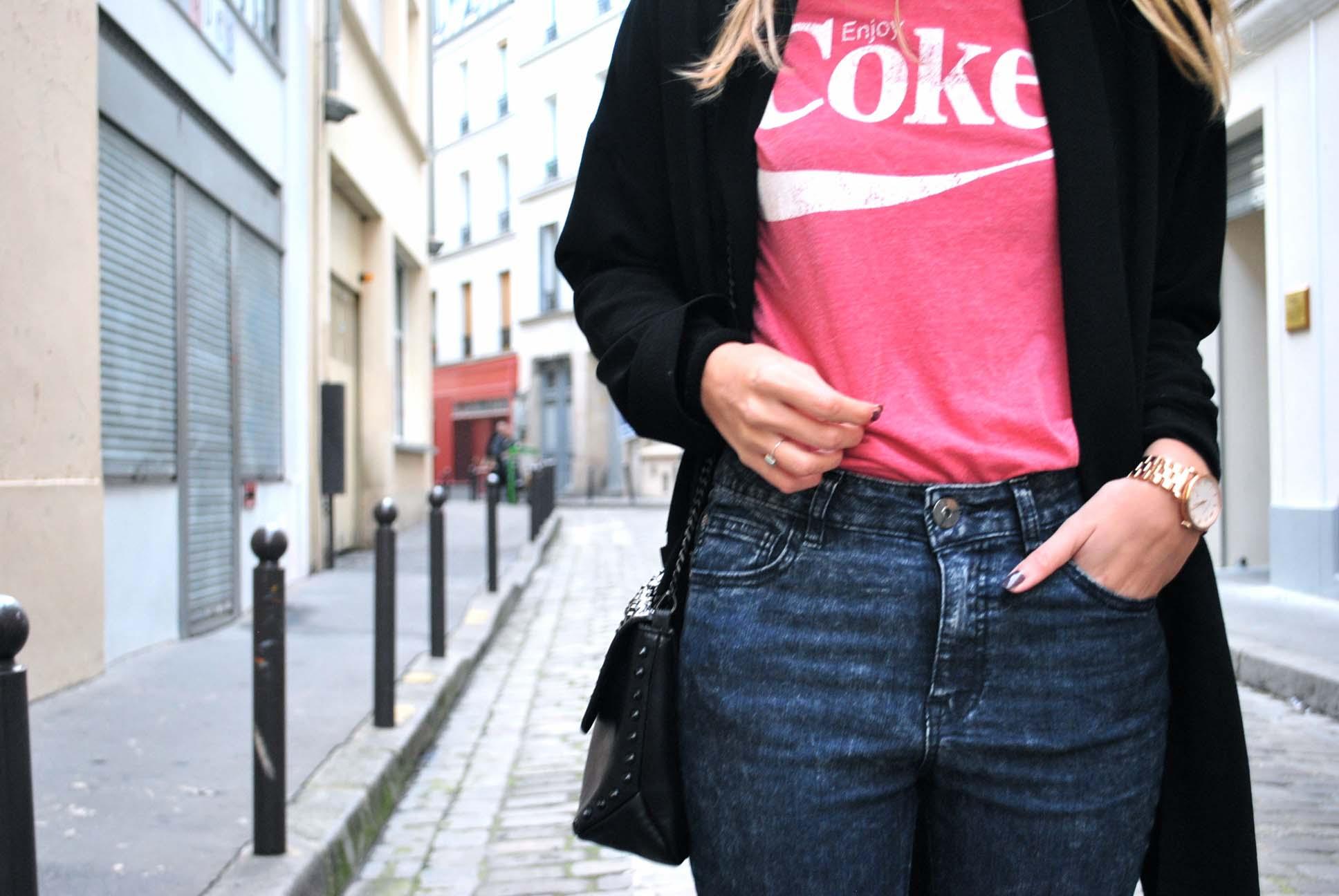 teeshirt coca cola