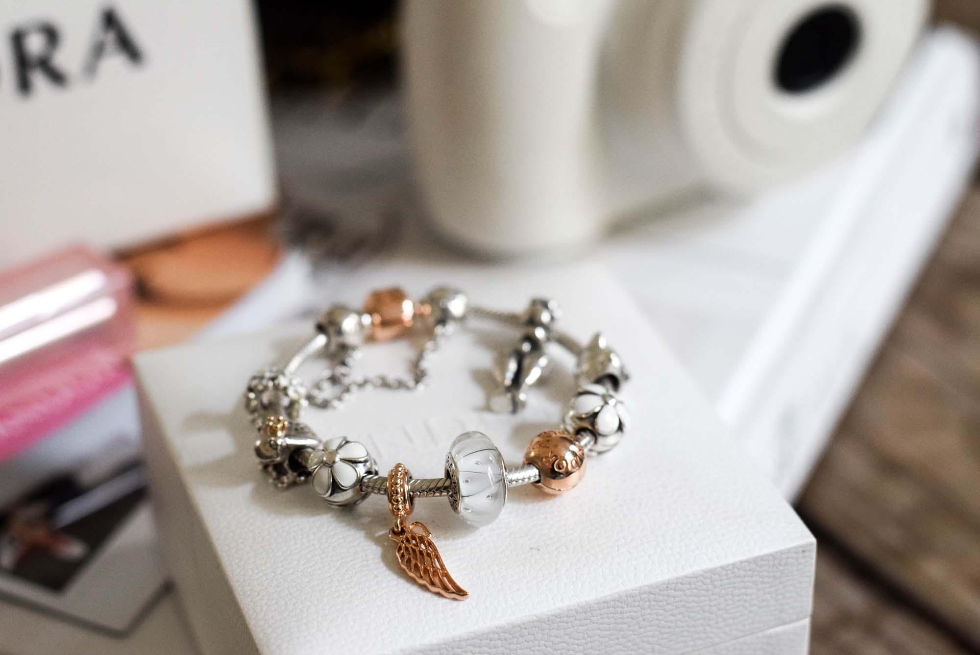 d29c0e245484 Mon bracelet à charms Pandora – Laugh of Artist